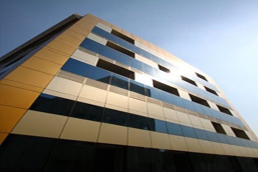BV HMCT Structural Glazing