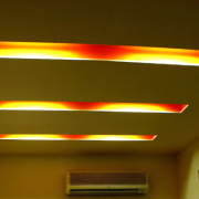 Reception False ceiling