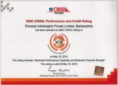 PIHPL-CRISIL Rating Certificate