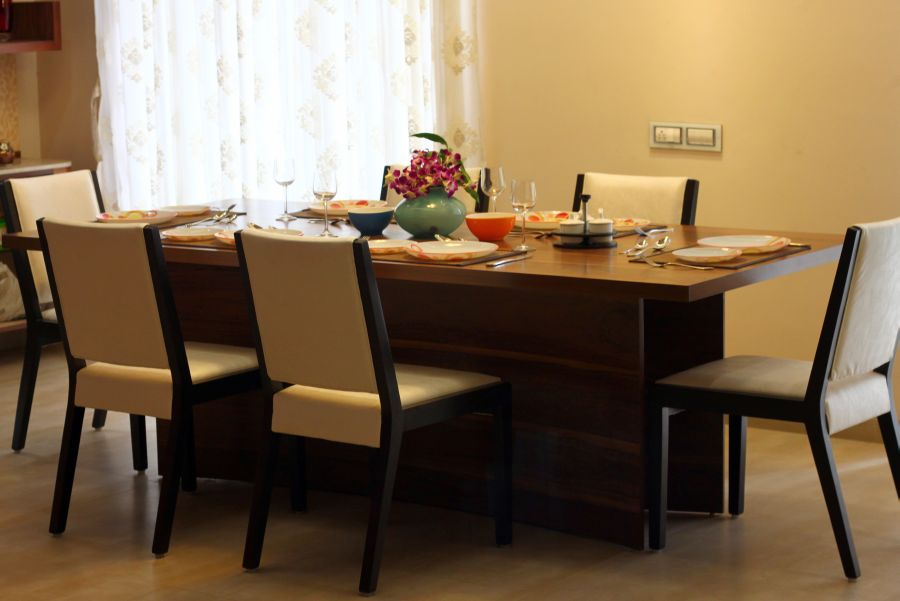 X shaped Dining Table